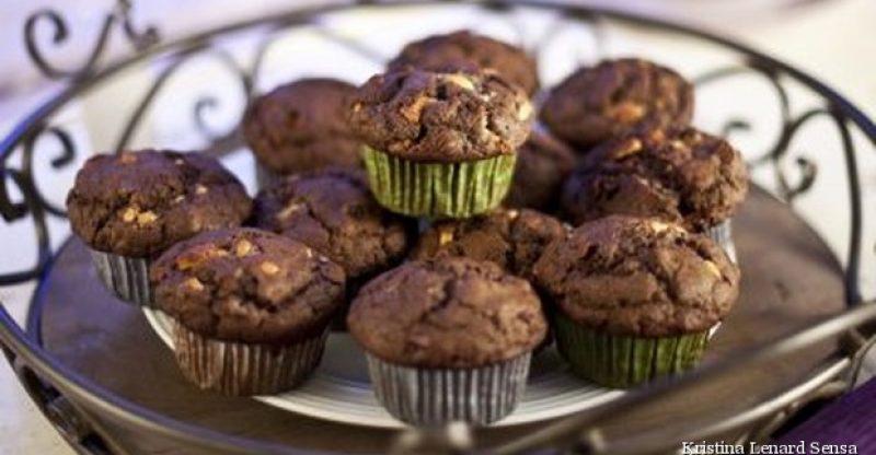 Carob Muffins Recipe