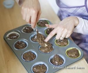 Carob Muffins Recipe, Healty Recipe