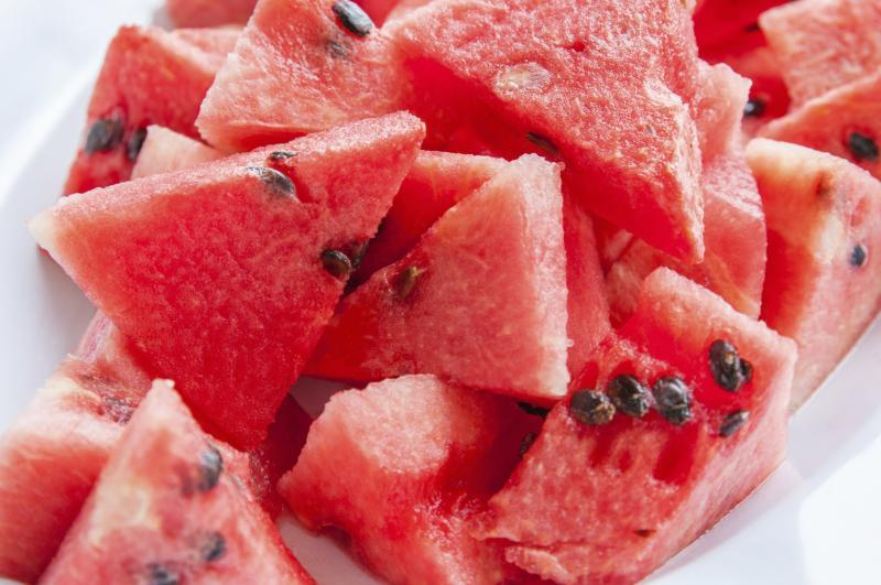 Do not throw the watermelon seeds, instead benefit from them!