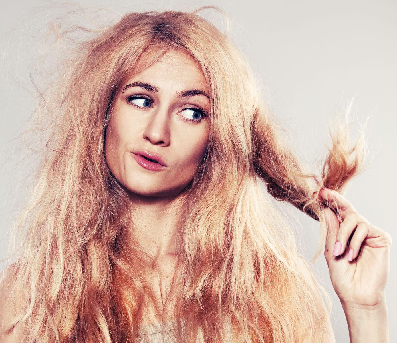 Dry-hair