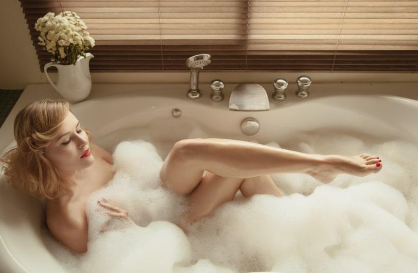 Women's Health - Natural Vaginal Baths